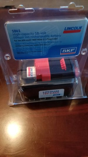 Battery pack for Sale in Vestavia Hills, AL