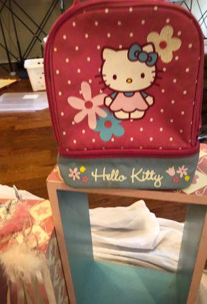 Hello kitty lunch box for Sale in Cedar Park, TX