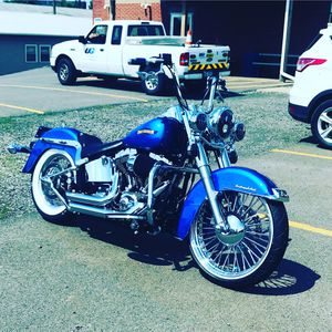 2017 Heritage softail Classic for Sale in Macungie, PA