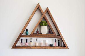 Twin mountain peak wall/shelf decor for Sale in Hemet, CA