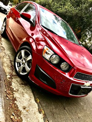 2012 Chevy Sonic LT for Sale in Sylmar, CA