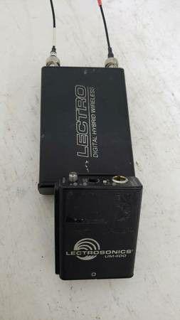 Lectrosonics UCR411a & UM400 Wireless Kit - Block 28 for Sale in Baldwin Hills, CA