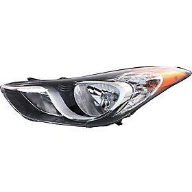 2011 to 2013 HYUNDAI ELANTRA HEAD LAMP LEFT Assembly, Halogen, Sedan, USA Built NEW for Sale in Rocky River, OH