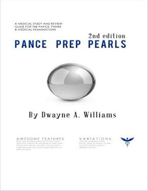 Pance Prep Pearls 2nd Edition ebook PDF for Sale in Los Angeles, CA