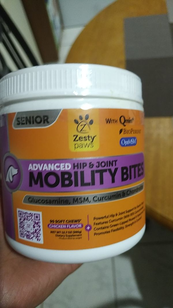 Brand new pet mobility bites and pet spray