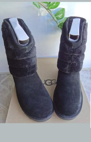 🌟💕🌟💕🌟💕ALL BLACK UGG BRAND NEW SHIP ONLY for Sale in Silver Spring, MD