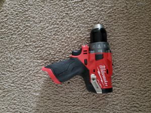 Milwaukee m12 hammer drill for Sale in Bend, OR
