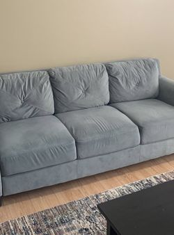 Grey Modern Couch for Sale in North Riverside,  IL
