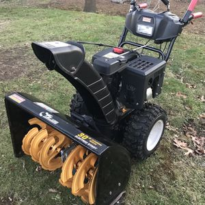 Craftsman Professional 13 Hp, 30 Inch Snowblower for Sale in Holbrook, MA