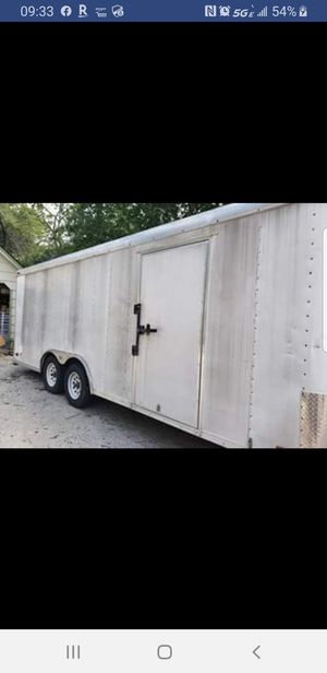 2007 Pace 20ft Enclosed Trailer for Sale in Willowbrook, IL