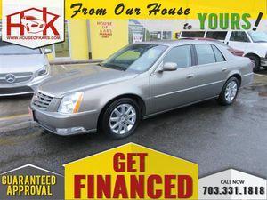 2010 Cadillac DTS for Sale in Manassas, VA