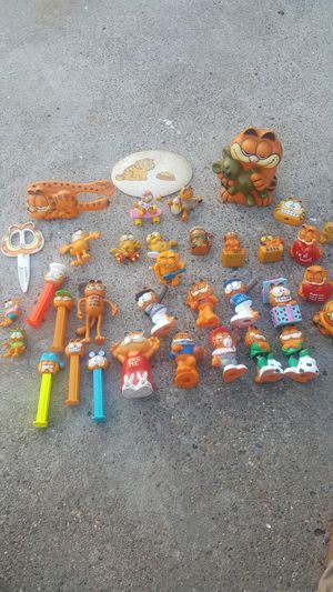 Garfield items.... for Sale in Greenville, MS
