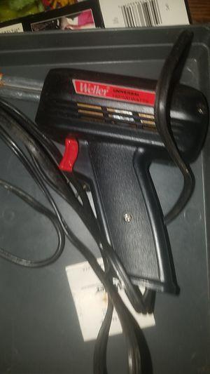 Weller soldering iron in case for Sale in Auburn, WA
