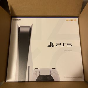 Ps5 Physical Edition for Sale in Ashburn, VA