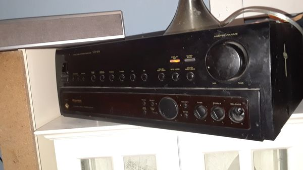 Pioner 4 channel audio video stereo Receiver