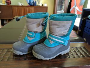 Lands End toddler size 11/12 snow boots for Sale in Fuquay-Varina, NC
