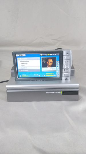 Archos 604 - 30GB 42618 Slim Portable Multimedia Player with DVR Station 42000 for Sale in Cleveland, OH