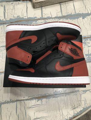 """Jordan 1 retro """"banned"""" 2016 release for Sale in McAllen, TX"""