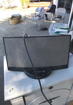 Bose sound dock for Sale in Pittsburg, CA