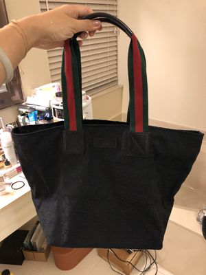 Authentic Gucci Tote Bag - 70% New for Sale in Miramar, FL