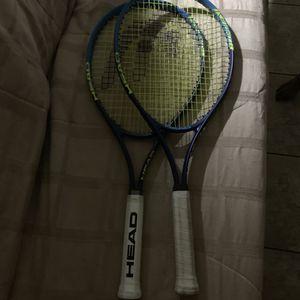 Head rackets tennis for Sale in Phoenix, AZ