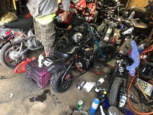 Mini bike 212cc for Sale in Kinloch, MO