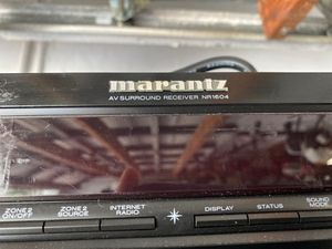 Marantz receiver for Sale in Miami, FL