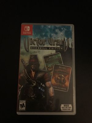 Victor Vran Nintendo Switch Game for Sale in Providence, RI