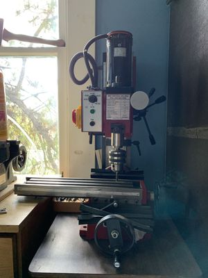 Mini Milling/Drilling Machine for Sale in Los Angeles, CA