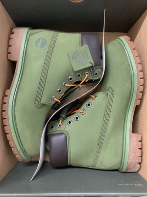 """Timberland 6"""" Classic Boot Pesto Green /// New Mens Size 9 for Sale in Puyallup, WA"""