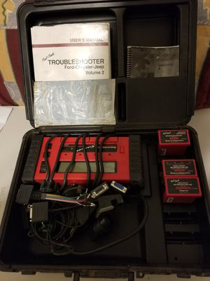 Snap on scanner Mt 2500 for Sale in Fort Worth, TX