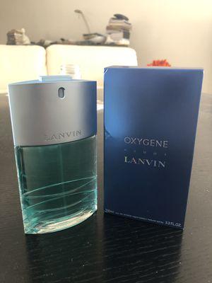 Lanvin oxygene homme 3.3 100ml for Sale in Miami, FL