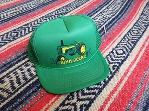 Vintage 1980s John Deere Trucker Hat Cap Tractor Farmer USA for Sale in Washington, DC