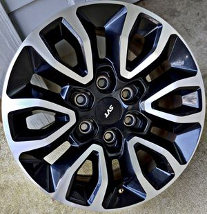 """2019 FORD F-150 RAPTOR SVT RIMS NEW CONDITION ____ ( 17"""" INCH ) for Sale in Houston, TX"""