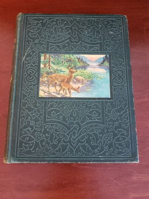 New Wonder World Vol. 3 - 1947 Library of Knowledge Nature Book - Vintage Children's Book - Vintage Nature Book for Sale in Chambersburg, PA