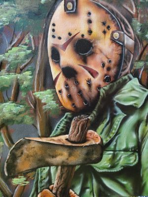 Jason painting for Sale in Houston, TX