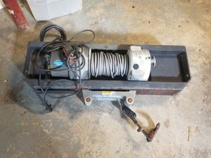Ramsey winch for Sale in Colora, MD