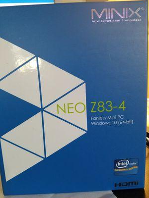 MINIX NEO Z83-4 Mini PC Computer Windows 10 (64BIT) for Sale in Clermont, FL