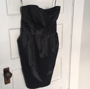Strapless Black Prom Homecoming Formal Dress for Sale in Stanwood, WA
