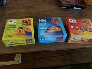 24 Game set of 3 for Sale in Irvine, CA