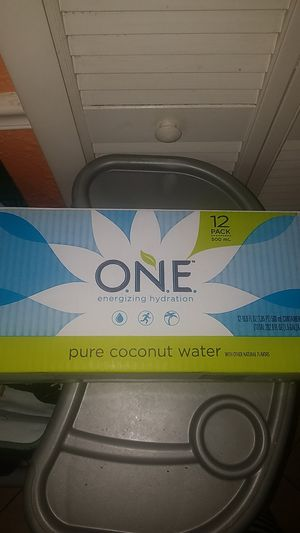 O.N.E Pure Coconut Water (10) for Sale in Hialeah, FL