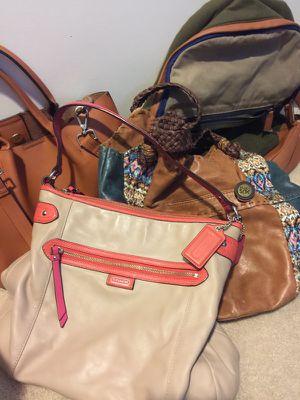 Coach purse & leather bags for Sale in Santa Monica, CA