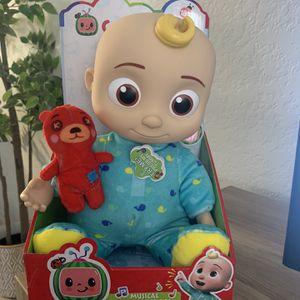 Cocomelon JJ Bedtime Musical Doll for Sale in Garden Grove, CA