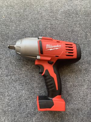 Milwaukee 1/2 wrench impact TOOL ONLY for Sale in Rialto, CA