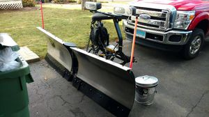 Fisher plow for Sale in Wallingford, CT