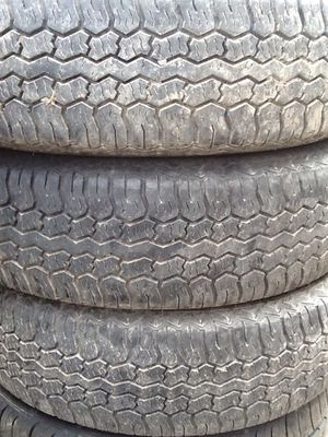 205/75/15 trailer tires for Sale in East Stroudsburg, PA