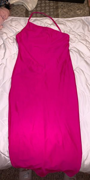 Hot pink dress for Sale in Lancaster, PA