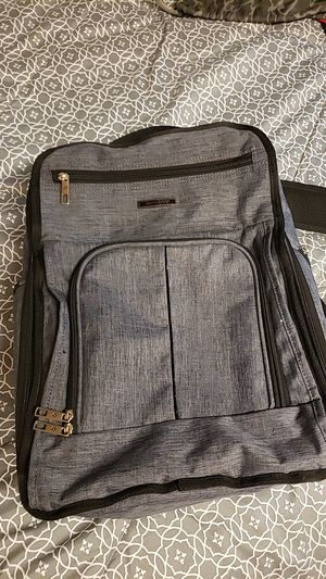 "campus Pro Backpack 15.6"" Laptop - Grey (18"" x 12.5"" x 7.5"") for Sale in Salt Lake City, UT"