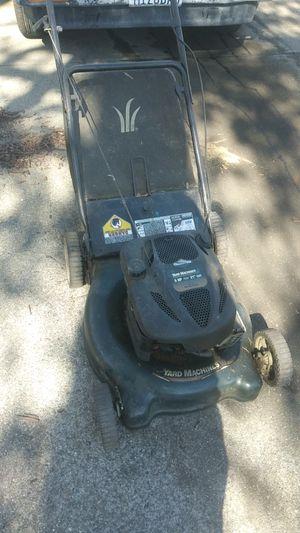 """Lawn Mower 6HP 21"""" Cut. 2 in 1 w rear bag /Mulcher for Sale in Oakland, CA"""