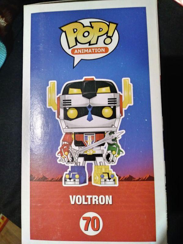 Voltron pop
